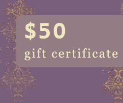 $ 50 Gift Certificate